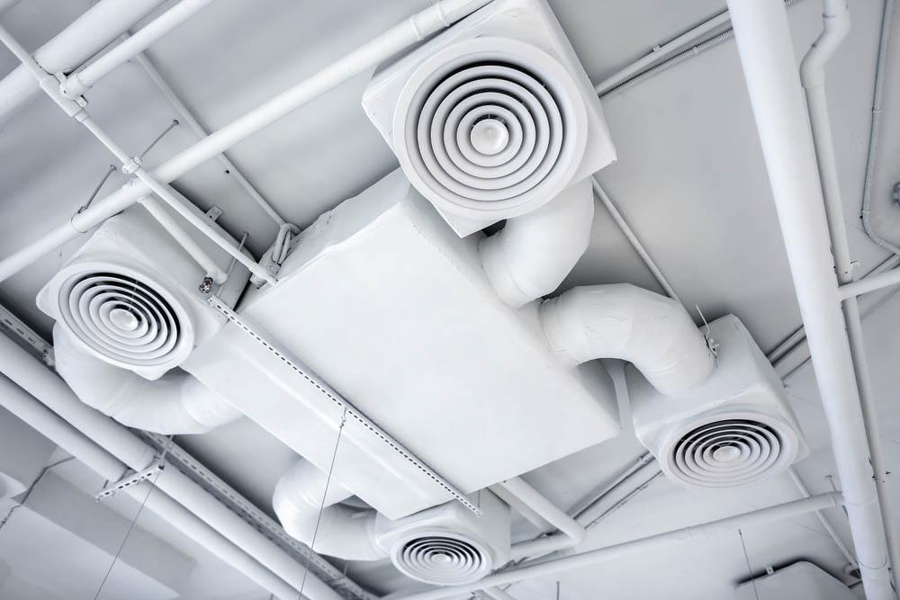 Ventilasjonsentreprenører